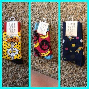 NWT Lot of Unisex Socks